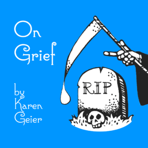 ON GRIEF LOGO